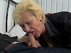 Donna - Awesome cockrider grandma swallow dick and suck it good