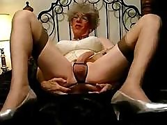 Joanne Slam - Granny Tranny - Introducing Joanne Slam