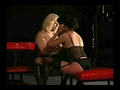 French MILF and a Shemale-Part 1