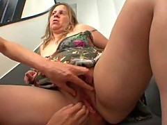 Mature sluts fisted and fucked