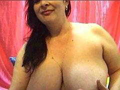 Mature lady cam2