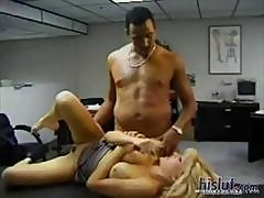 Blonde Milf Nico Treasures Likes Her Pussy Licked Fisted And Fucked